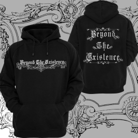 B.T.E. Sweatshirt €30 EUR | Buy it here: https://beyondtheexistence.bandcamp.com/merch/b-t-e-sweatshirt